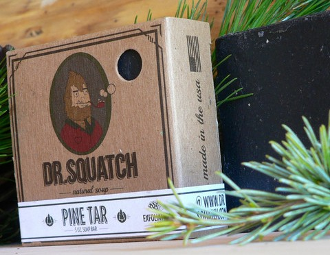 This pine tar soap is great for those suffering from psoriasis 2