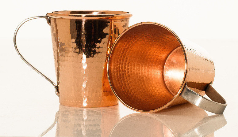 2015 Father's Day Sertodo Copper Moscow Mule Mugs