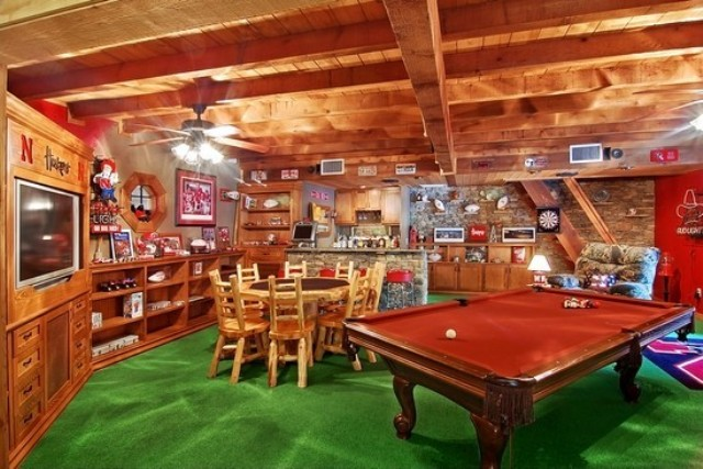 10 Of The Best Man Caves Ever Designed Dr Squatch Blog