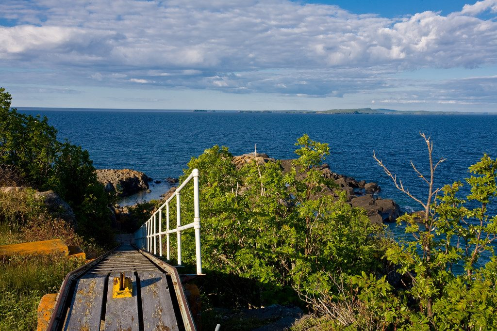near hiking michigan places hike isle royale hikes ray cc flickr