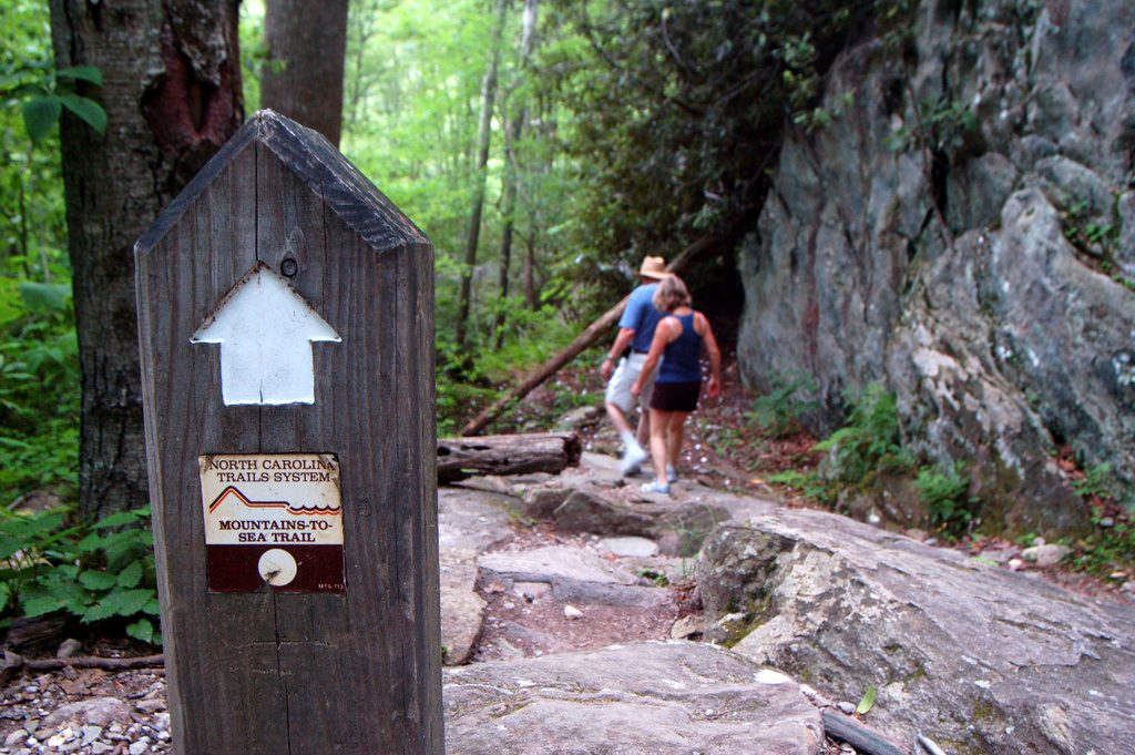 carolina north hiking trail hike mountains sea mountain hikes uwharrie near trails nc backpacker places backpacking joe flickr cc epic