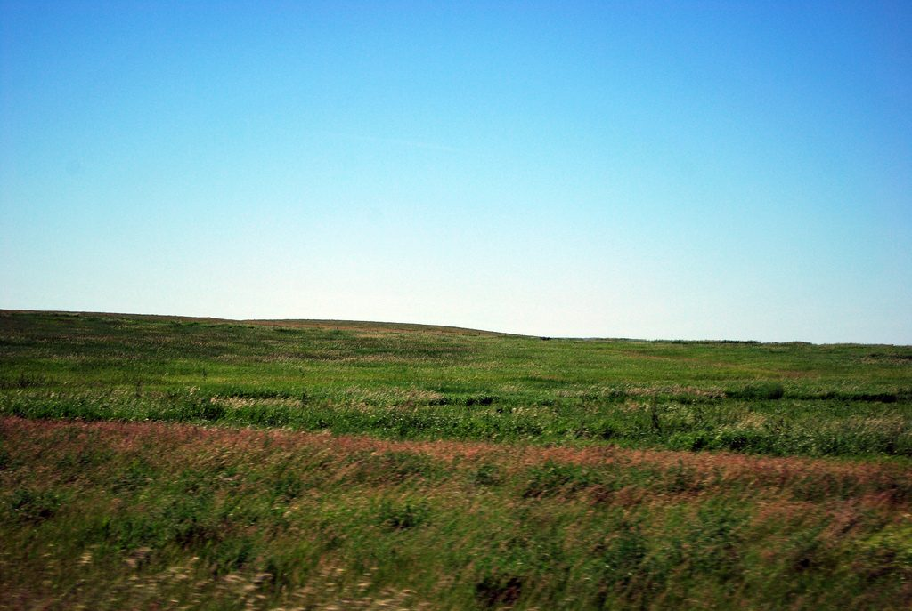 North Dakota High Plains