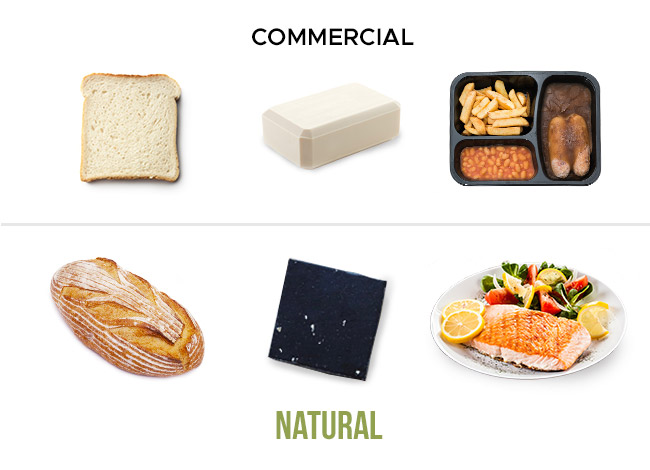 Commercial Soap vs. Natural Soap