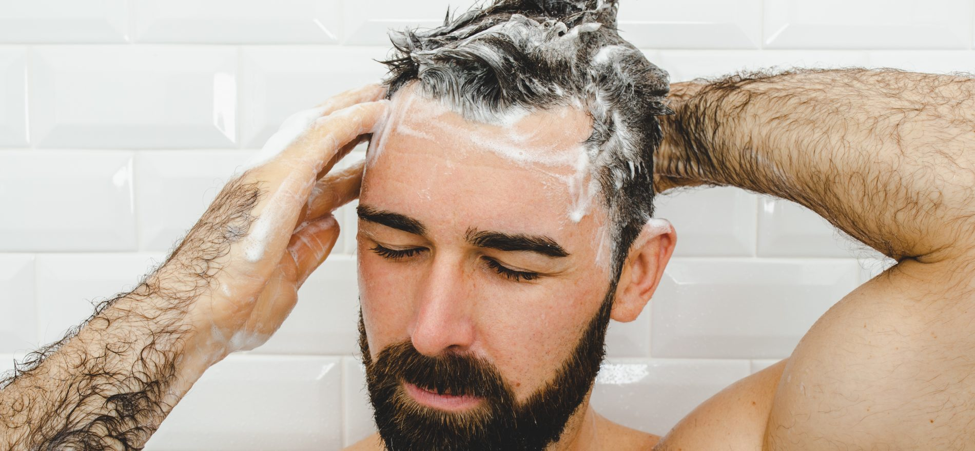 mens natural shampoo