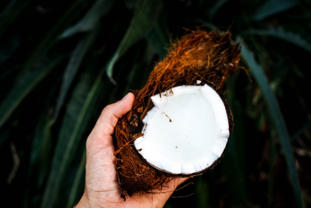 benefits of coconut oil soap