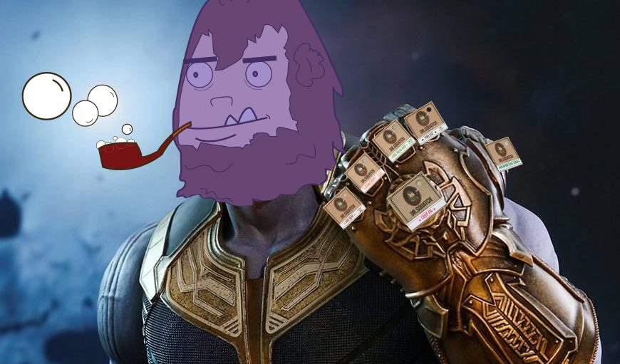 thanos meme best meme of they year