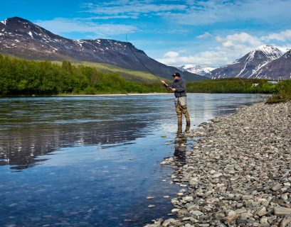 best fly fishing spots