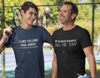 dad jokes t-shirt gift father's day