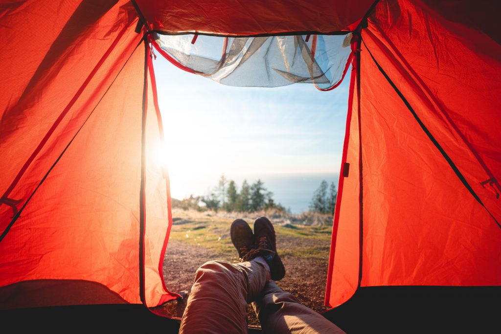 places to go camping near me