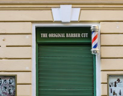 barbershop closed